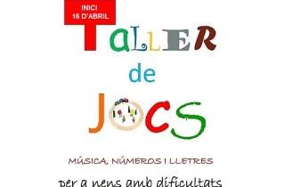 Taller jocs BCN 2016